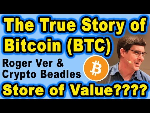 "The True Story of How Bitcoin (BTC) Came to Be What it is Today. || The ""Store of Value"" Narrative."