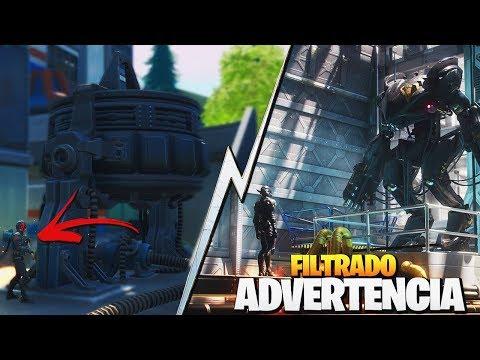 *FILTRADO* EL VISITANTE LLEGA A NEO PICADOS | FORTNITE: Battle Royale