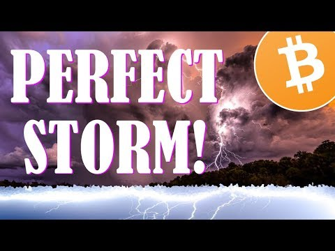 Bitcoin Perfect Storm Coming! – THIS Will Lead to NEW HIGHS! – 2019: Tron's Big Plans