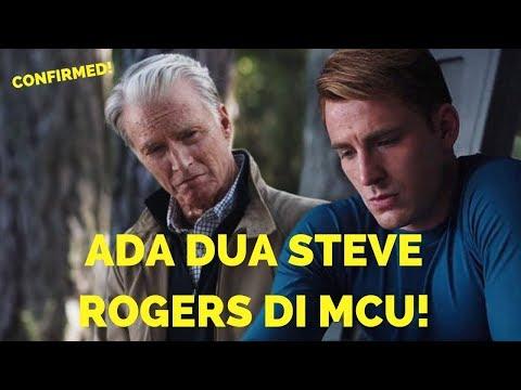 Ternyata Sejak Awal Ada Dua Steve Rogers di Marvel Cinematic Universe