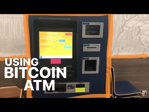 First Time Using Bitcoin ATM – Will I Get My Cash?