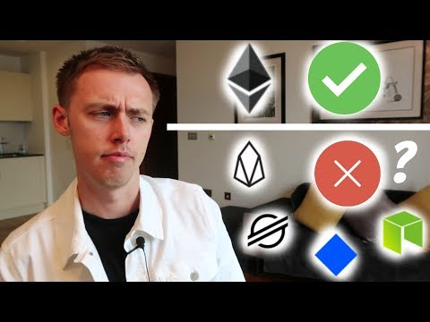 New Metric: ETH Severely Undervalued, While EOS, XLM & NEO Overvalued?