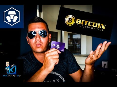 The one card Graham Stephan can't get! FINALLY AN ELITE CRYPTOCURRENCY CARD! NO MORE BITPAY CARD!