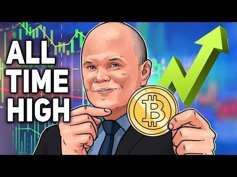 Cryptocurrency Market Will Hit 5 Trillion Dollars [Mike Novogratz]