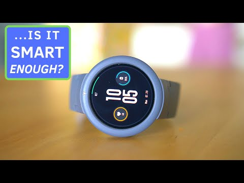Amazfit Verge Lite: When a Fitness Tracker Lives in a Smartwatch Body…