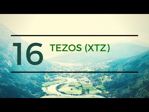 Tezos XTZ Technical Analysis (6 Aug 2019)