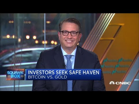 Why some investors are turning to bitcoin and gold as a 'safe haven'