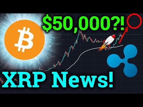 Bitcoin Bullish Again? $50,000 All Time High?! BIG Ripple XRP News! (Cryptocurrency/BTC Trading)