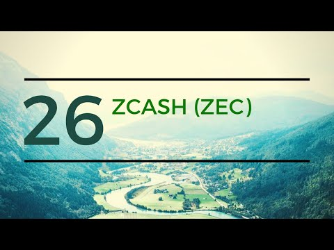 Zcash ZEC Technical Analysis (7 Aug 2019)