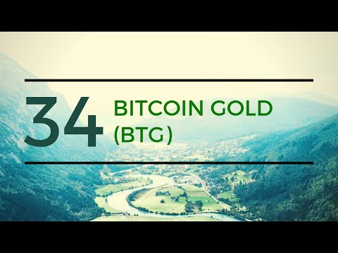Bitcoin Gold BTG Technical Analysis (7 Aug 2019)