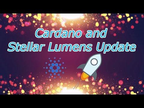 Cardano (ADA) and Stellar Lumen (XLM) : Crypto Technical Analysis