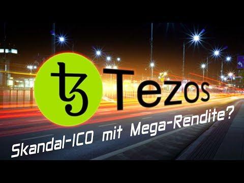 Tezos – Skandal-ICO mit Mega-Rendite?