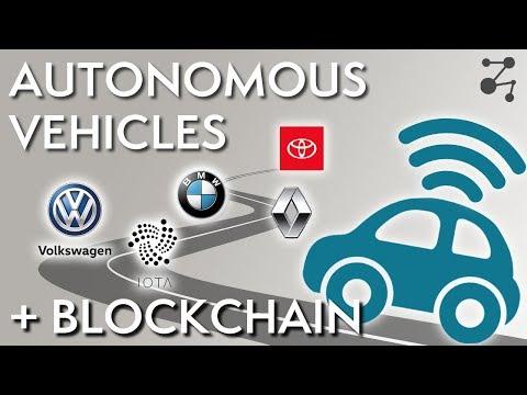IoT Automotive: Digital Identity for Autonomous Vehicles // IOTA   Blockchain Central