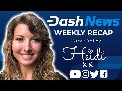 Dash News – Latin America Growth, Uphold Exchange, Kamoney Brazil, Xpay Cash & More!
