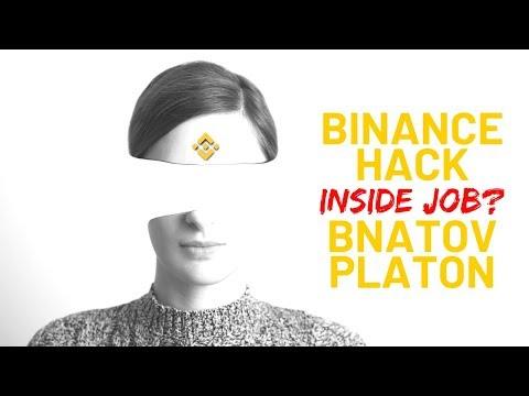 Binance KYC Data Leak & Hack! The Story of Bnatov Platon | Bitcoin News
