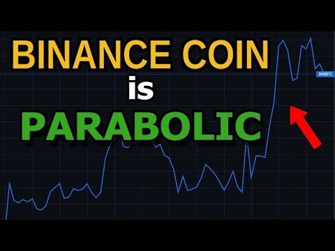 Why Binance Coin (BNB) is SKYROCKETING today! Binance Chain / Binance DEX / PERL Token