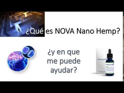 Nova NANO Hemp, producto