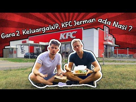 KFC INDONESIA lebih enak dari KFC JERMAN??? + SEKARANG ADA NASI?!?!!