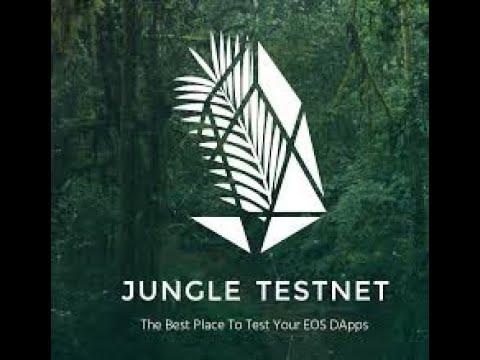 Challenge App Live on EOS Jungle Test Net