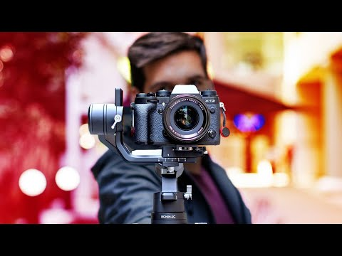 The best gimbal for small cameras