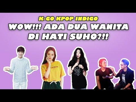 MEMBACA PERCINTAAN SUHO DAN JISOO    ADA DUA WANITA DI HATI SUHO?    K-Go Kpop Indigo