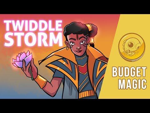 Budget Magic: $104 (44 tix) Twiddle Storm (Modern, Magic Online)