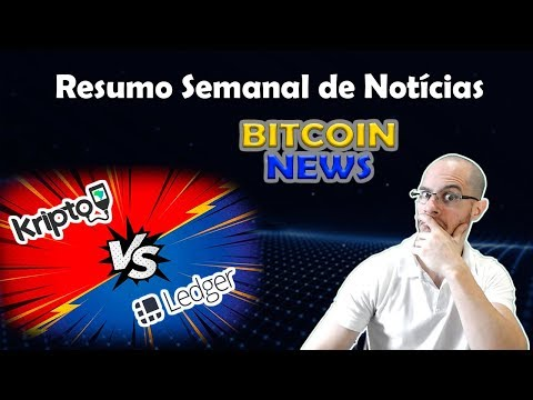 🛑 Suposto hack na Binance, treta da KriptoBR com a Ledger, Dogecoin NovaDAX  e mais! Bitcoin News