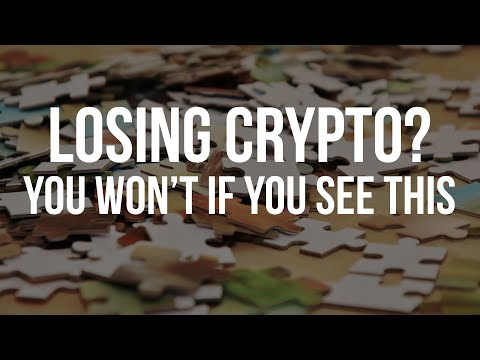 Crypto Truth: Why People Lose Money In Cryptocurrency