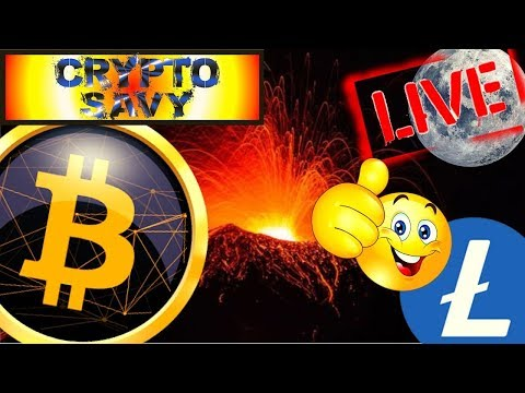🌟Crypto Savy Live Stream🌟litecoin price prediction, analysis, news, trading