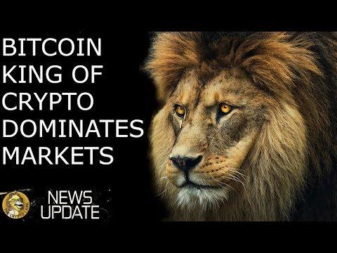 Bitcoin Dominating Crypto Markets & Crushing Competitors