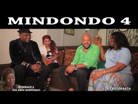 MINDONDO Ep 4 Theatre Congolais Omari,Ebakata,Darling,Ada,Clara,Rais