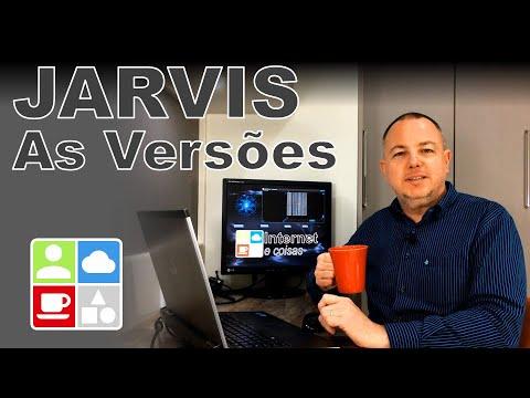 JARVIS IoT, Dark, Free – Conheça as Versões- Internet e Coisas #82