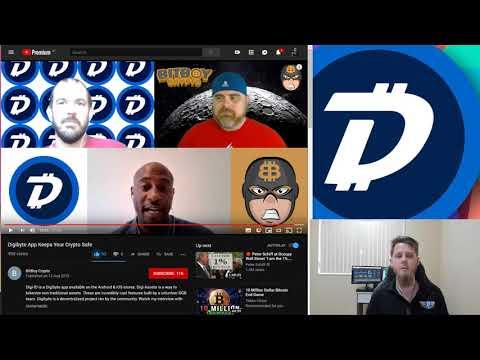 DigiByte Update – #43 – Interviews, interviews, DigiAssets, BlackMiner & TronWeekly