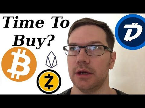 Crypto Market Outlook And Thoughts On EOS, Digibyte, ZCash, and Bitcoin