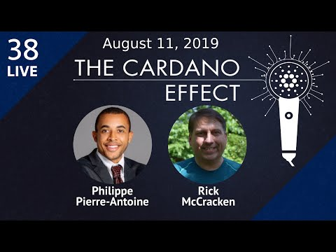 Cardano Community Weekly Recap August 11, 2019 | TCE 38