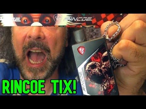 I got Tix by Rincoe! | & Nic Salt Sale! | IndoorSmokers
