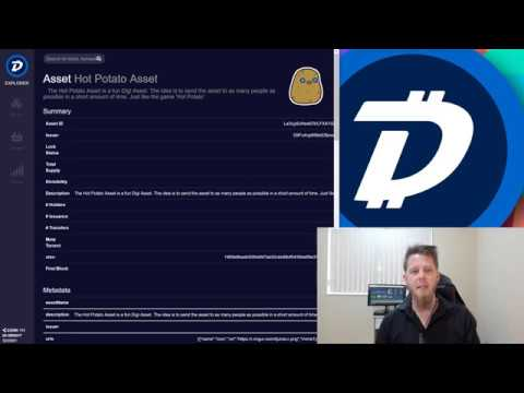 DigiByte Update – #44 – Hot Potato, DigiByte Unlimited Collectable & Translations