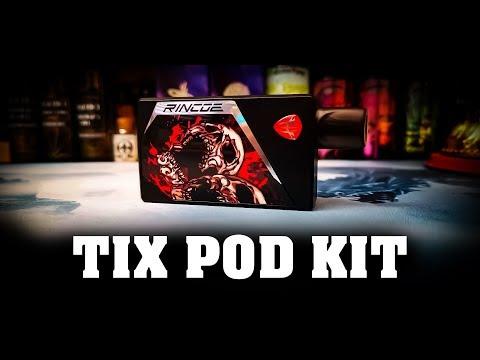 ♛ TIX POD KIT by Rincoe ♛ | DampfWolke7