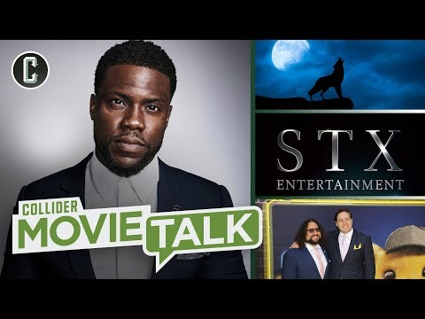Kevin Hart Is Making a Superhero Movie for STX – Movie Talk