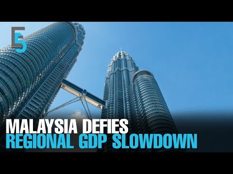 EVENING 5: M'sia reports stronger GDP growth