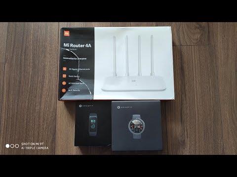 РАЗОЧАРОВАНИЕ от СЯОМИ! Xiaomi Huami Amazfit Verge Lite / Mi Router 4a / Cor 2 (Band 2)