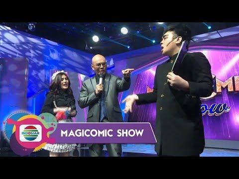 Dari Penglihatan Ryo Apasih, Ada Sesuatu Yang Mengancam Deddy Corbuzier – MAGICOMIC SHOW