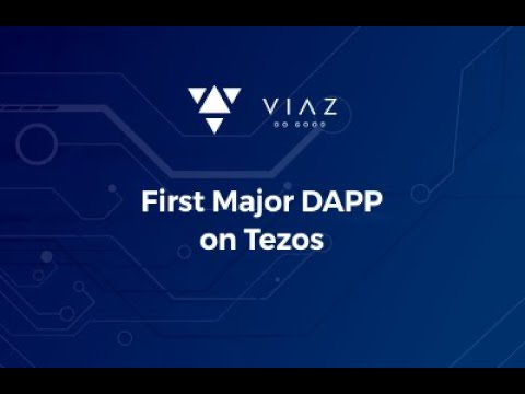 Review Viaz IEO – First major Dapp on Tezos