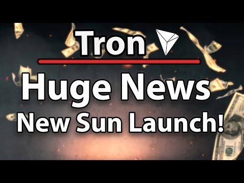 Tron TRX Huge New Release, & Tron's New #1 Priority Revealed!