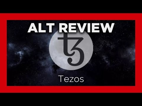 Tezos (XTZ) – Altcoin Analysis