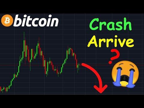BITCOIN LE CRASH ARRIVE 8000$ !? btc analyse technique crypto monnaie