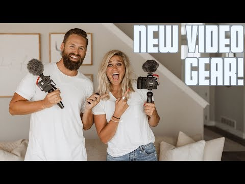 NEW VIDEO GEAR | BUYING A CANON EOS R MIRRORLESS CAMERA | BEST VLOG SETUP