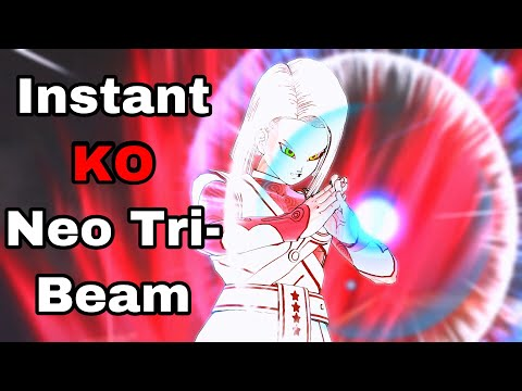Kaioken Neo Tri Beam 20X Is A One Hit K.O!