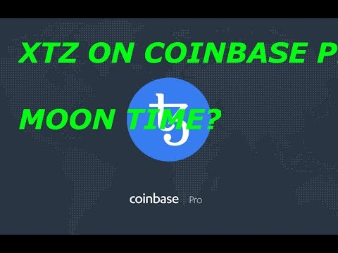 Tezos on Coinbase Pro #XTZ Price Prediction- Hindi