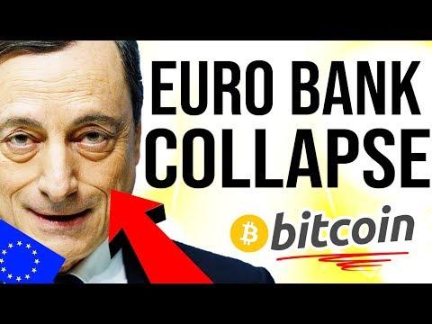 EURO BANKS COLLAPSING?! 🛑 Bitcoin and Gold FOMO 2019/2020